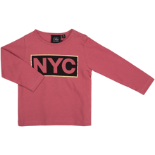 Petit by Sofie Schnoor Cherry Red NYC T-Shirt LS