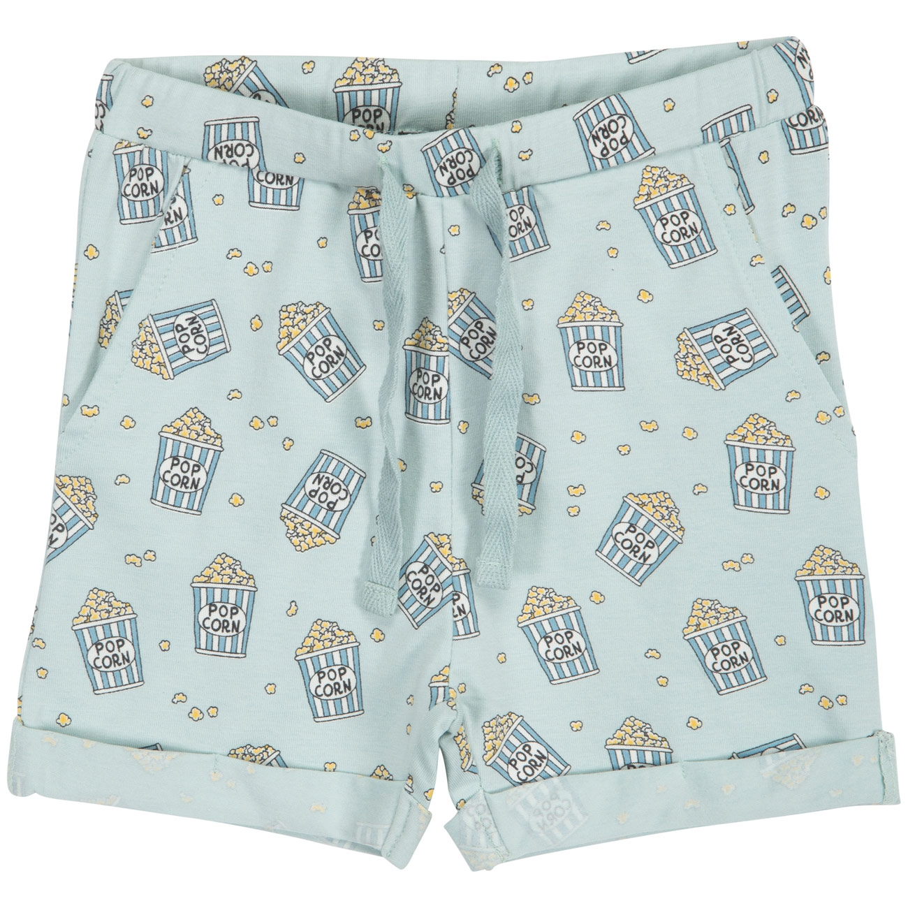 Petit by Sofie Schnoor Popcorn Dusty Green Shorts