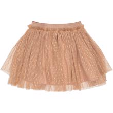 Petit by Sofie Schnoor Camel Amalia Skirt