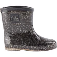 Petit by Sofie Schnoor Black Gold Rubber Boot
