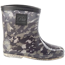 Petit by Sofie Schnoor AOP Camouflage Rubber Boot