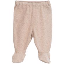 Serendipity Newborn Oat Pants W. Feet