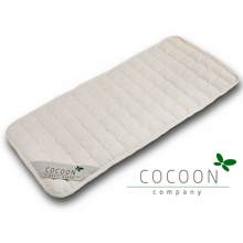 Cocoon Organic Kapok Mattress Pad for Lift