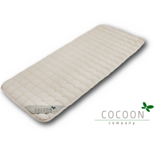 Cocoon Organic Kapok Mattress Pad for Baby Carriage