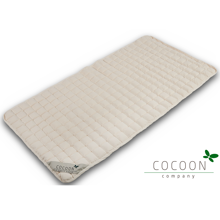 Cocoon Organic Kapok Mattress Pad for Baby