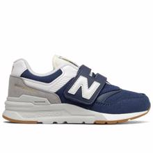 New Balance Navy Heritage Sneakers
