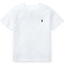 Polo Ralph Lauren Boy Short Sleeved Tee White