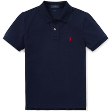 Polo Ralph Lauren Boy Short Sleeved Polo French Navy