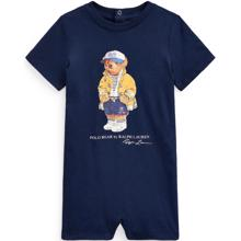 Ralph Lauren Baby Boy Shortall Navy