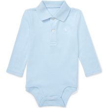 Ralph Lauren Baby Boy Long Sleeved Body Beryl Blue