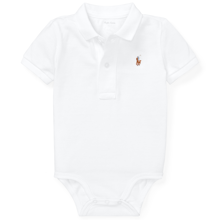 Ralph Lauren Baby Boy Long Sleeved Body White