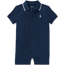 Ralph Lauren Baby Boy Shortall Polo Navy
