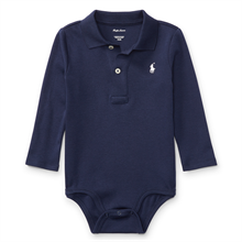 Ralph Lauren Baby Boy Long Sleeved Body French Navy