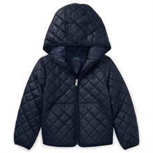 Polo Ralph Lauren Girl Jacket Navy