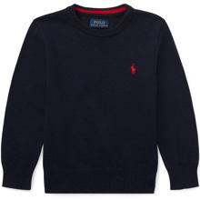 Polo Ralph Lauren Boy Sweater Knit Navy
