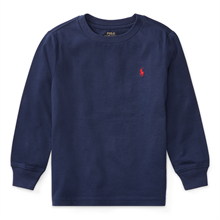 Polo Ralph Lauren Boy LS T-shirt Newport Navy