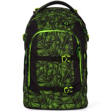 Satch Pack Skoletaske Green Bermuda