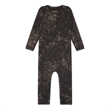 Soft Gallery Jet Black Ben Body Suit Mini Splash