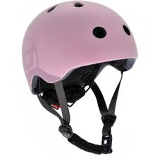 Scoot and Ride Safety Helmet Rose