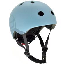 Scoot and Ride Safety Helmet Steel