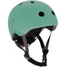 Scoot and Ride Safety Helmet Forest