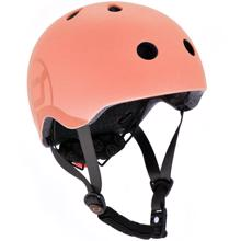 Scoot and Ride Safety Helmet Peach