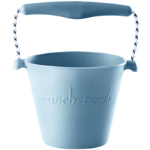 Scrunch Bucket Duck Egg Blue