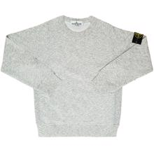Stone Island Junior Sweatshirt Grey Melange