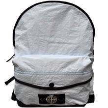 Stone Island Junior Backpack Light Blue