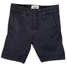Stone Island Junior Shorts Navy