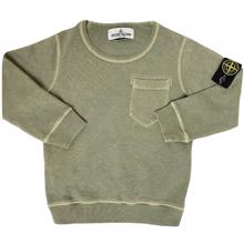 Stone Island Junior Blouse Green