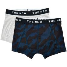 The New Boxers 2-pack Camo Black Iris