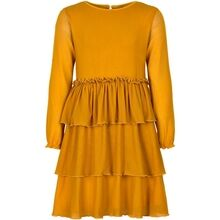 The New Maise Dress Golden Rod