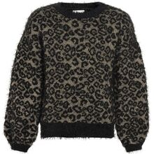 The New Naya Knit Pullover Leopard