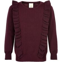 The New Noelle Frill Sweater Winetasting