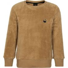 The New Marcus Teddy Sweatshirt Camel