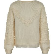 The New Tinny Knit Sweater White Swan