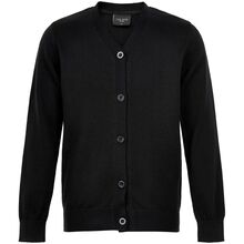 The New Classic Knit Cardigan Black Him