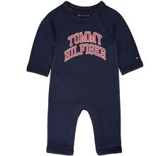 Tommy Hilfiger Baby Raglan Coverall Twilight Navy