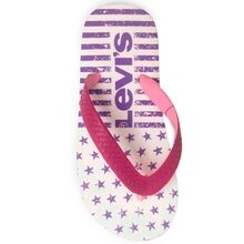 Levi's Slippers Florida Violet Ice