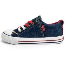 Levi's Sneakers Original Low Blue Denim