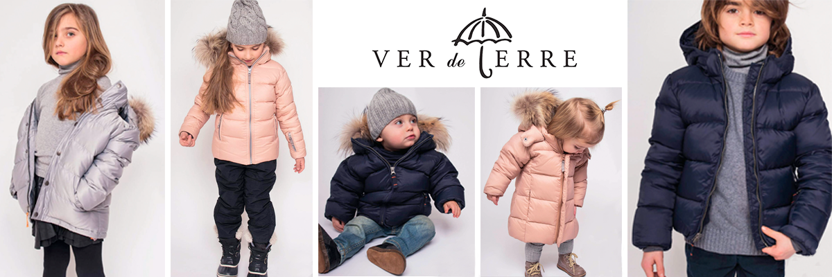 9a52dcd1 Ver de Terre - Outerwear for children from Ver de Terre