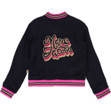 Little Marc Jacobs Girl Reversible Jacket Gold / Navy