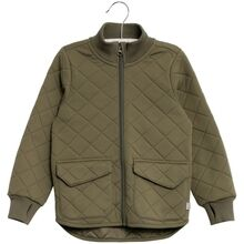 Wheat Thermo Olive Jacket Dines