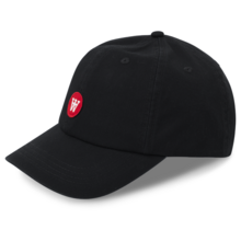 Wood Wood Sim Cap Black
