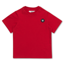 Wood Wood Double A Ola T-shirt Red