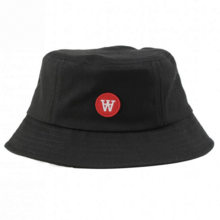 Wood-wood-val-bucket-hat-sort-black