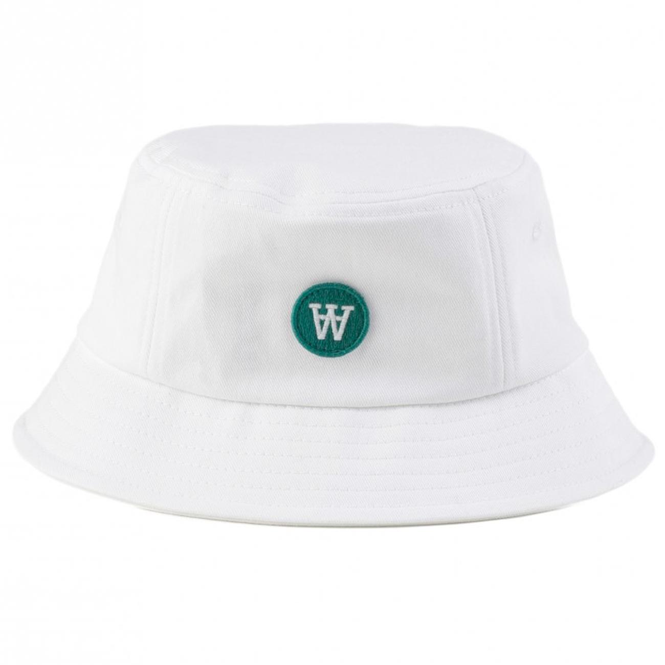 f778d44f098 Wood Wood Val Bucket Hat White