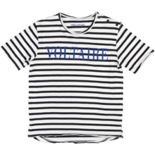 Zadig & Voltaire T-shirt Blue White
