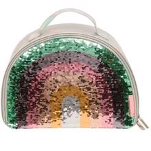 A Little Lovely Company Cool Bag Rainbow Sequin
